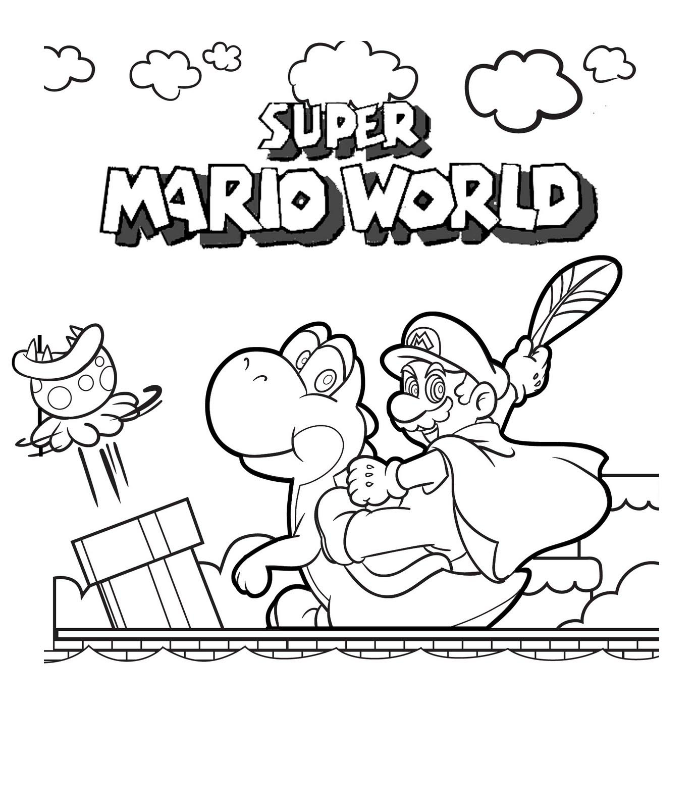 Awesome Coloring Pages Mario Printable In Pretty Free Printable Download Of Toad Mario Drawing at Getdrawings Gallery