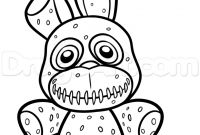 Fnaf Printable Coloring Pages - Awesome Fnaf Freddy Five Nights at Freddys Lets Eat Coloring Pages to Print