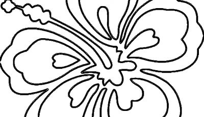 Coloring Pages Hawaiian Flowers - Awesome Hawaiian Flower Coloring Pages Collection Download