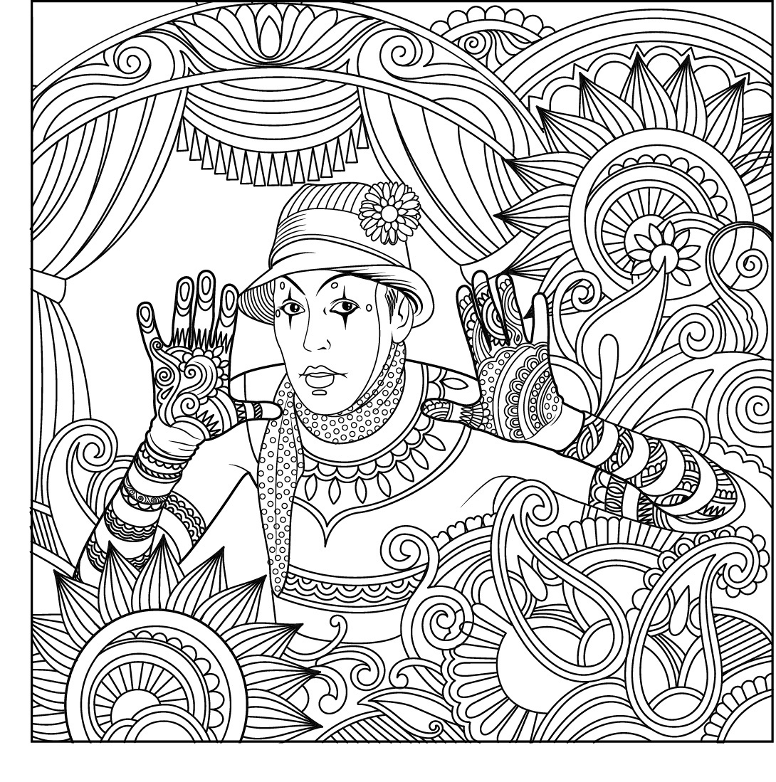 Mystery Coloring Pages Collection 8t - Free For kids
