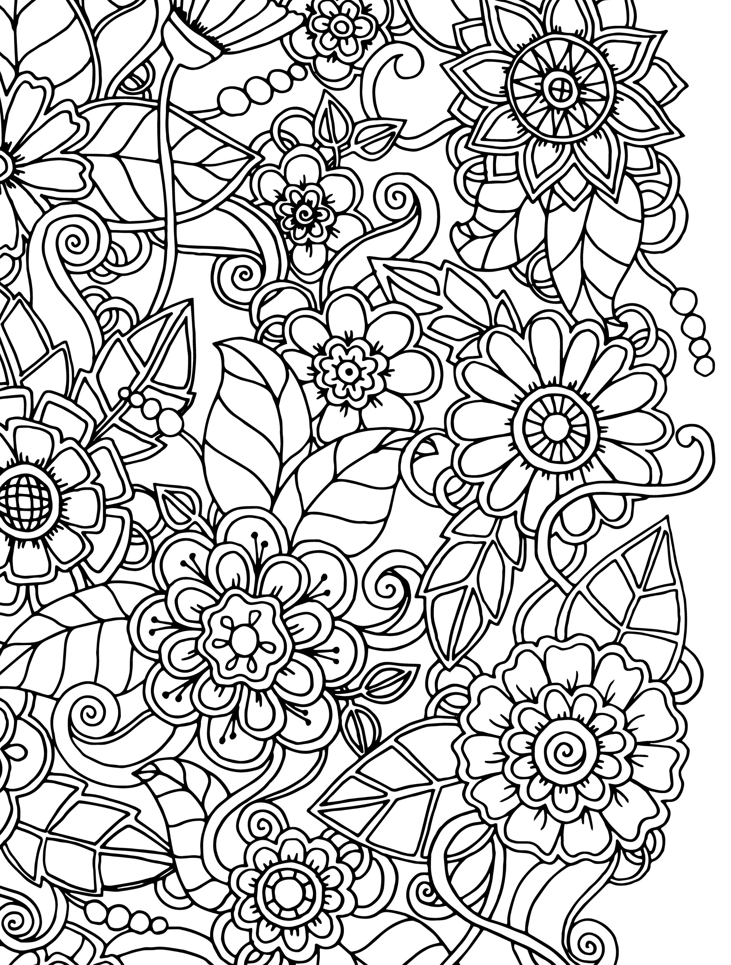 Colorings for seniors elderly with dementia adult coloring for Free coloring pages for adults with dementia