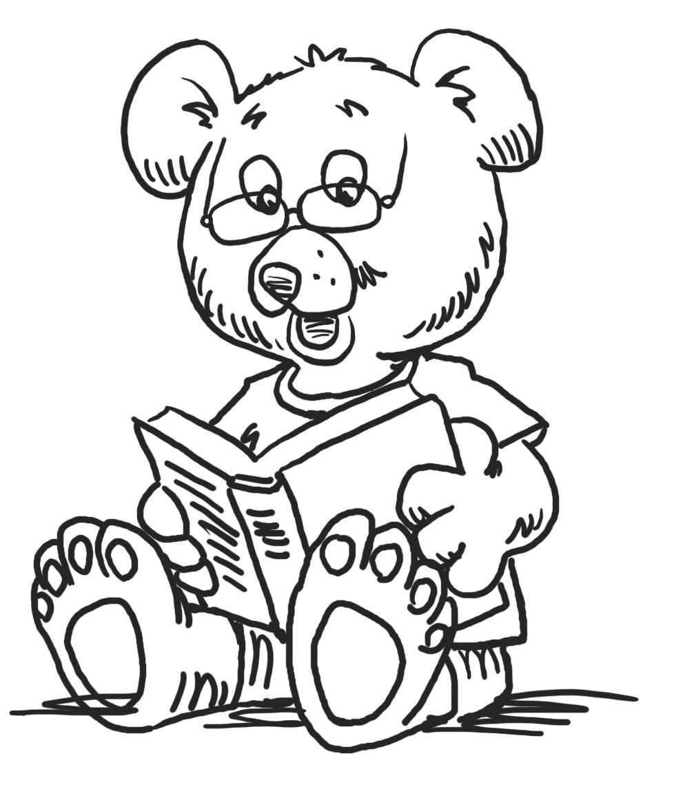 Coloring pages to print for kids download free coloring for Fun coloring pages for kindergarten