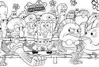 Nickalodeon Coloring Pages - Best Difficult Nickelodeon Coloring Pages Collection Gallery