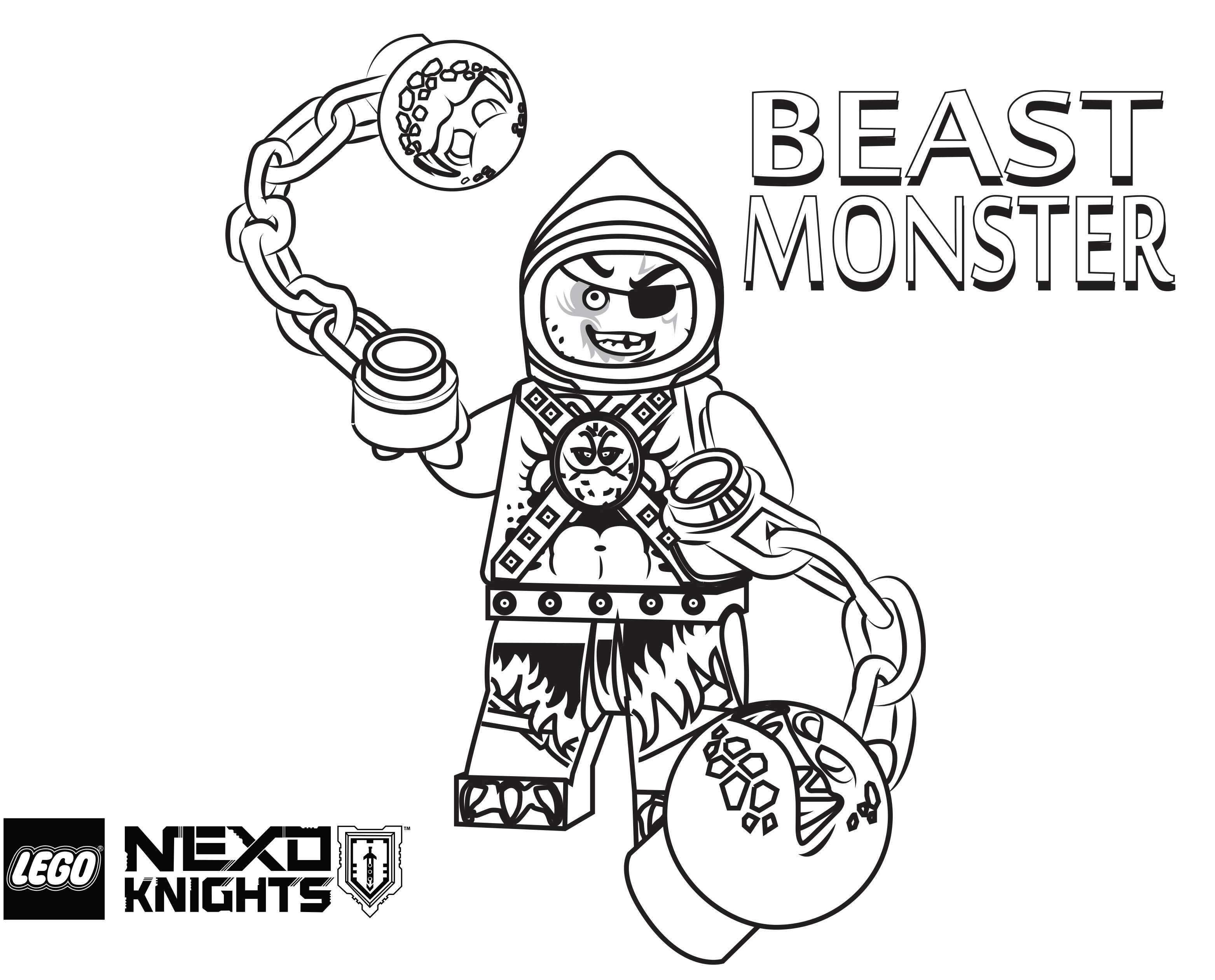 Best Lego Nexo Knights Coloring Pages Free Printable Lego Nexo to Print Of Lego Dimensions Coloring Pages Collection Page Ninja Grig3 Printable