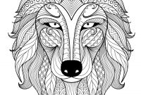 Wolf Coloring Pages Printable - Best Magic Wolf Coloring Pages Free Colouring Pages to Print