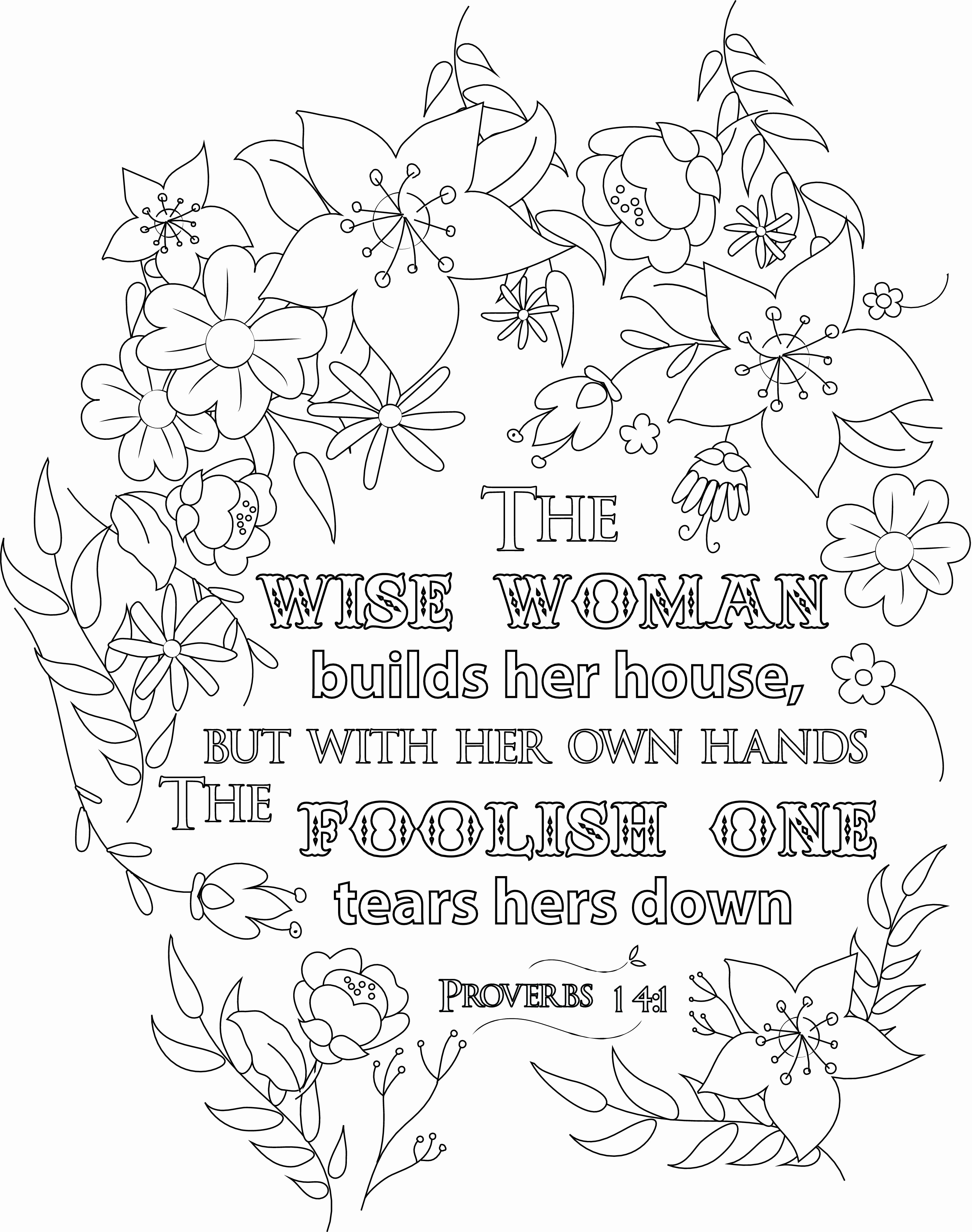 Biblical Coloring Pages Elegant Free Printable Scripture Gallery Of Awesome Adult Verses