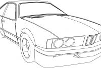 Bmw Car Coloring Pages - Bmw M6 Car Coloring Page Collection