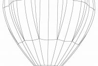 Hot Air Balloon Coloring Pages - Boy In Hot Air Balloon Coloring Pages Coloringstar Gallery