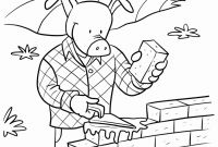 Wall Coloring Pages - Brick Wall Coloring Page Collection Brick Coloring Page Pages Collection