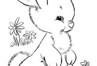 Coloring Pages Of A Rabbit - Bunny Coloring Pages Free Printable orango Coloring Pages Printable