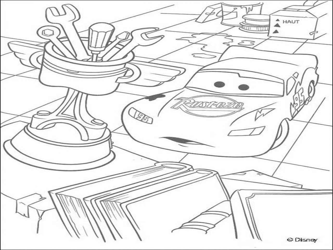 Cars the Movie Coloring Pages - Car Coloring Pages Disney Cars the Movie to Print Grig3 Download