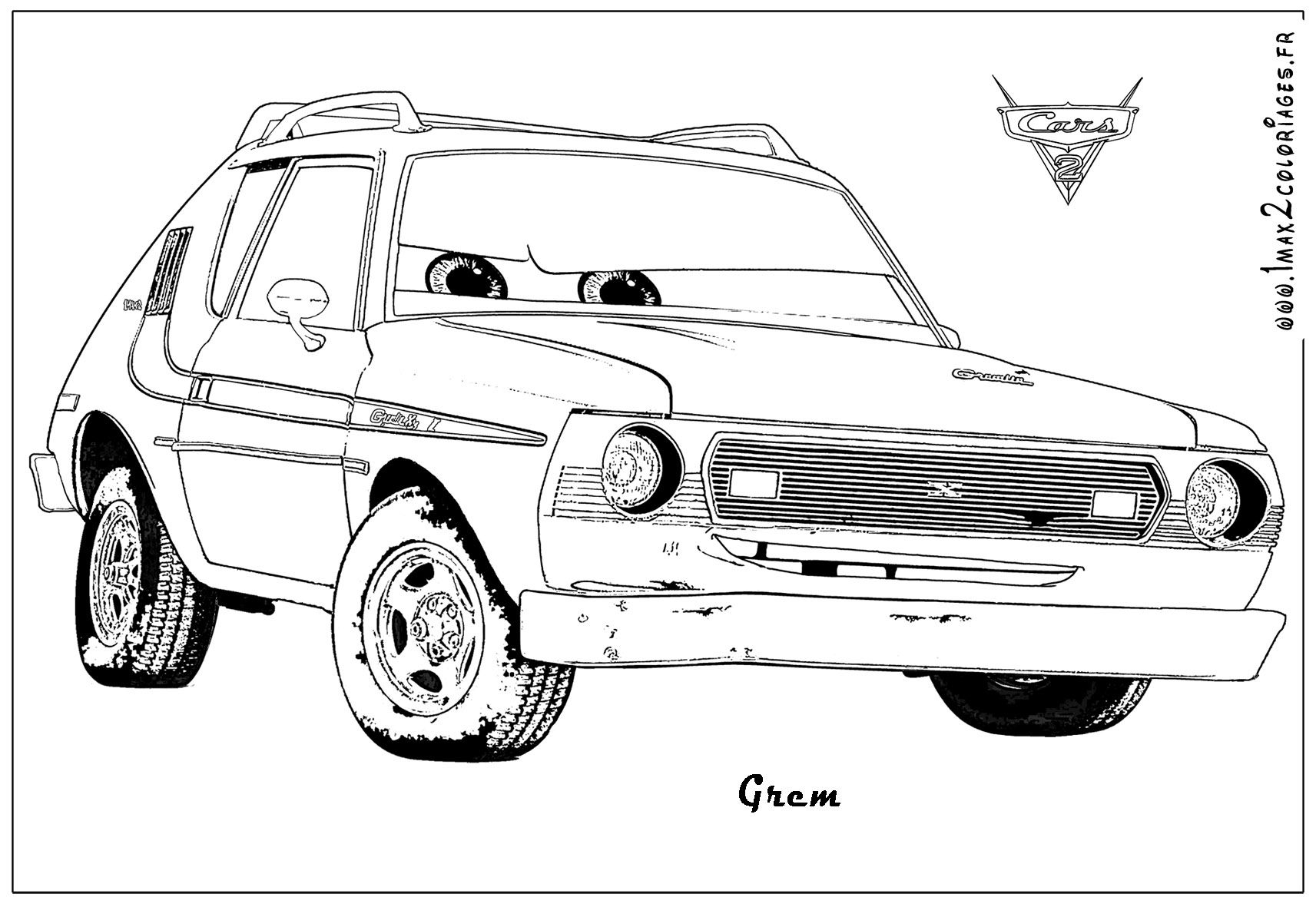 Cars 2 Printable Coloring Pages Grem Cars 2 Colouring Download Of Disney Car Coloring Pages Cars Free Download