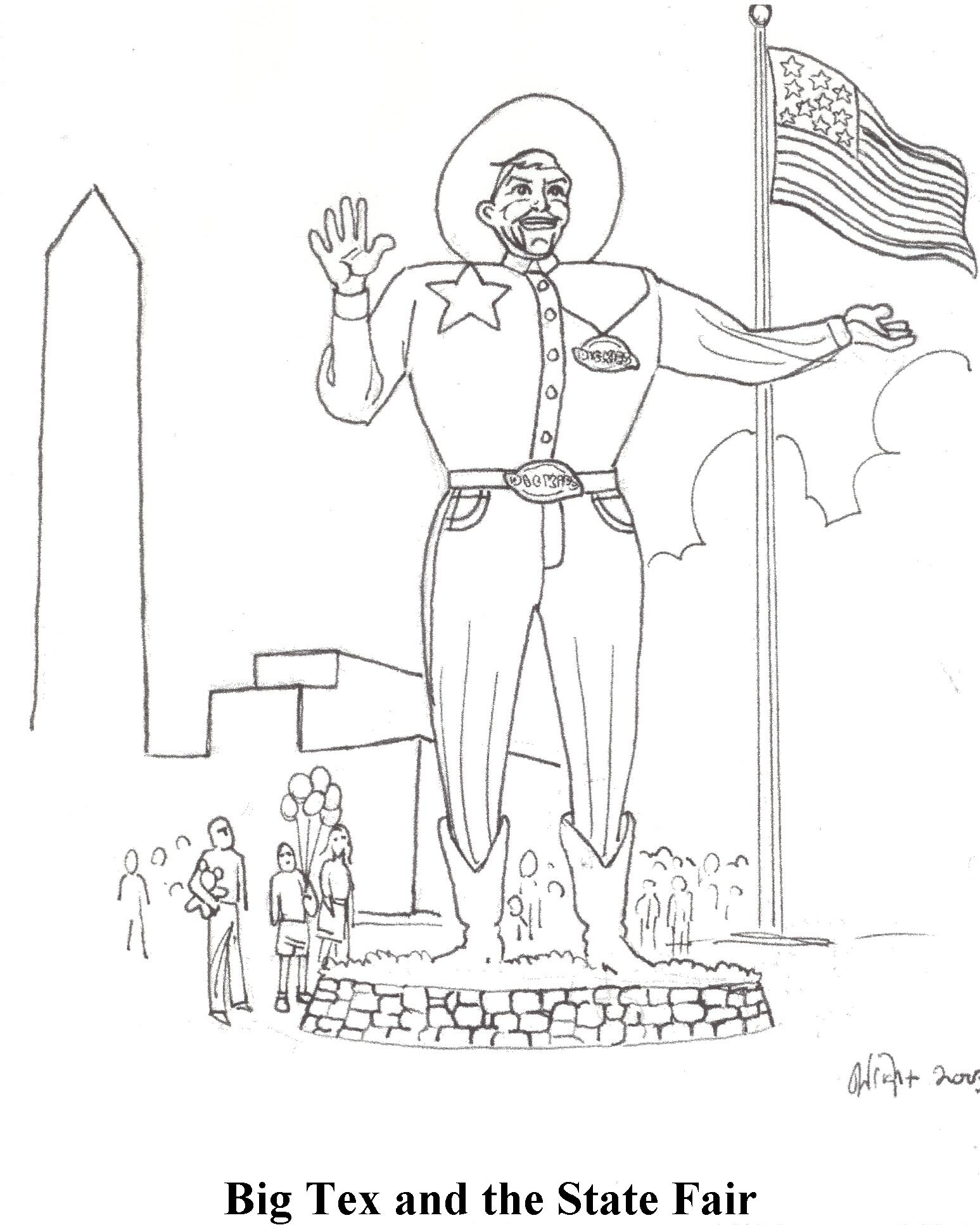 Center for Texas Stu S Tcu Download – Free Coloring Sheets