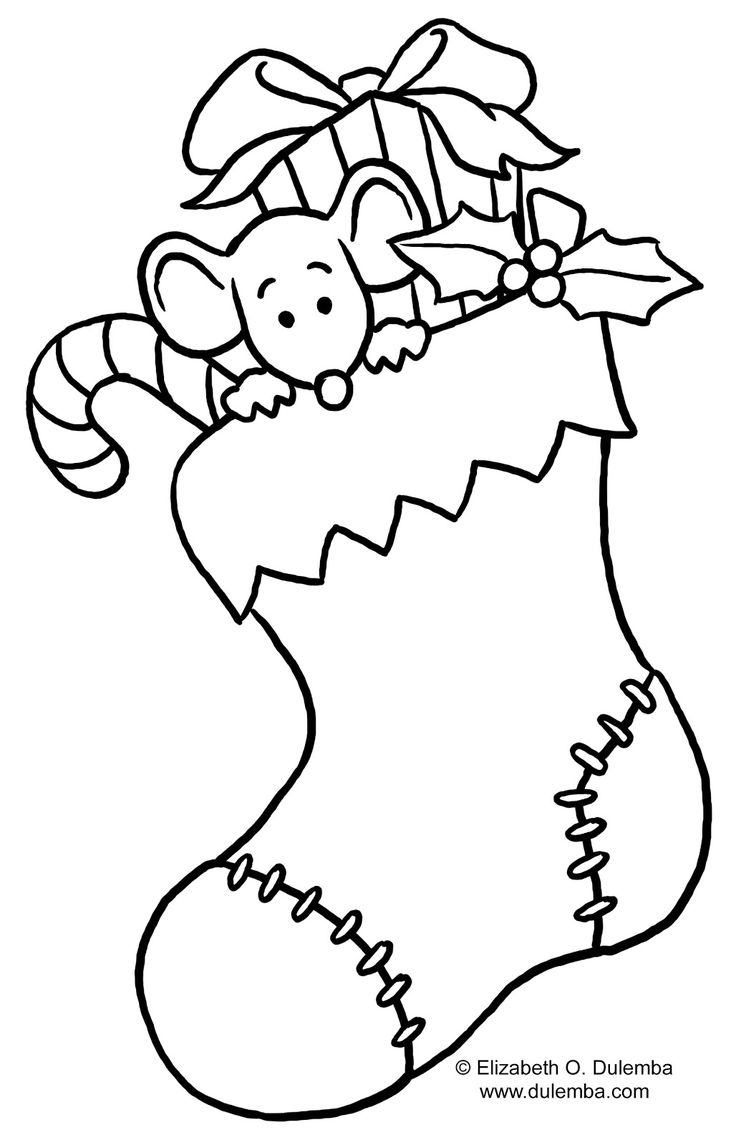 Printable Holiday Coloring Pages - Christmas Coloring Pages and Activities Download