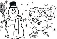 Christmas Coloring Pages Printable Free - Christmas Coloring Pages for Kids Capricus Download