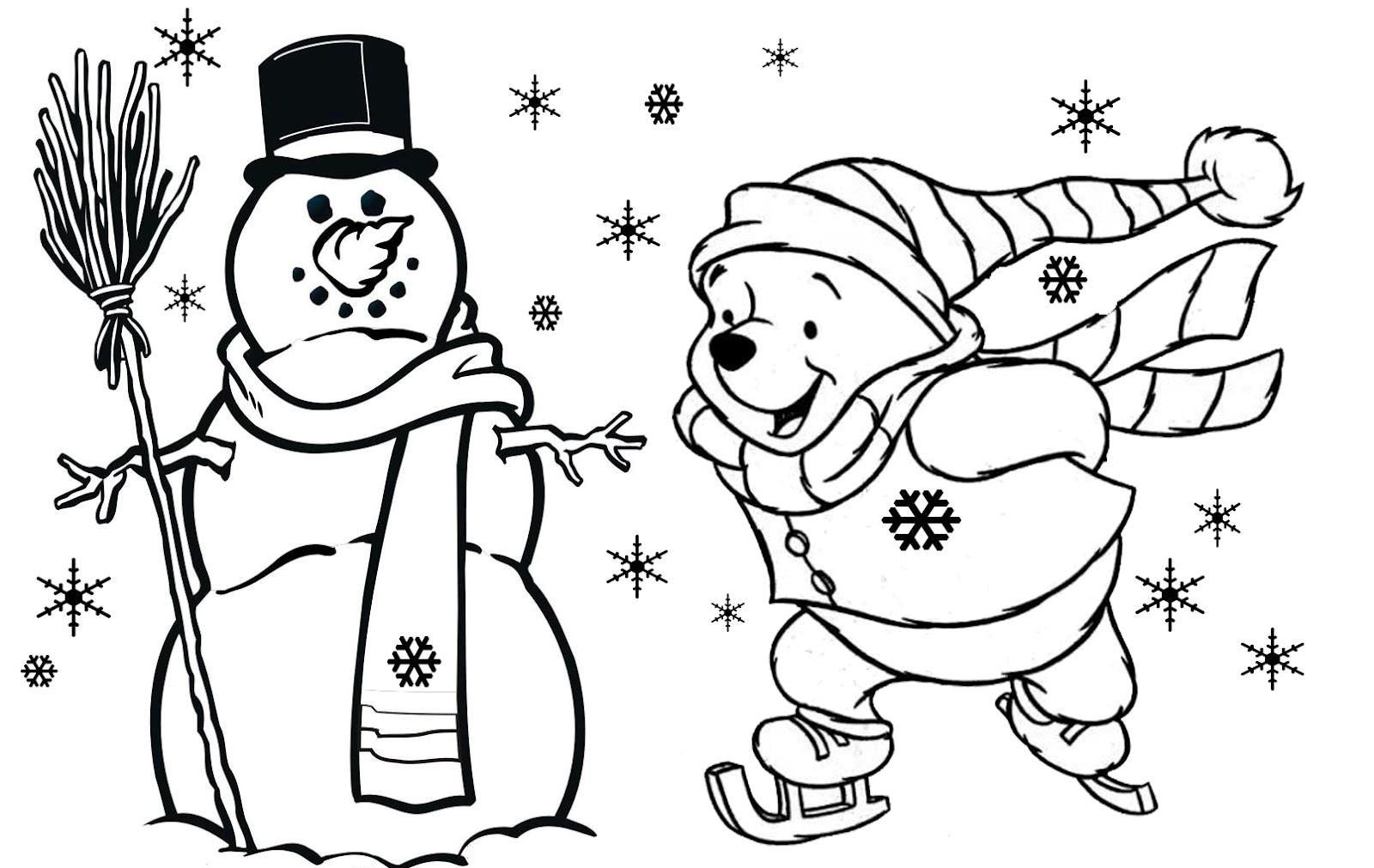 christmas coloring pages printable free christmas coloring pages for kids capricus download