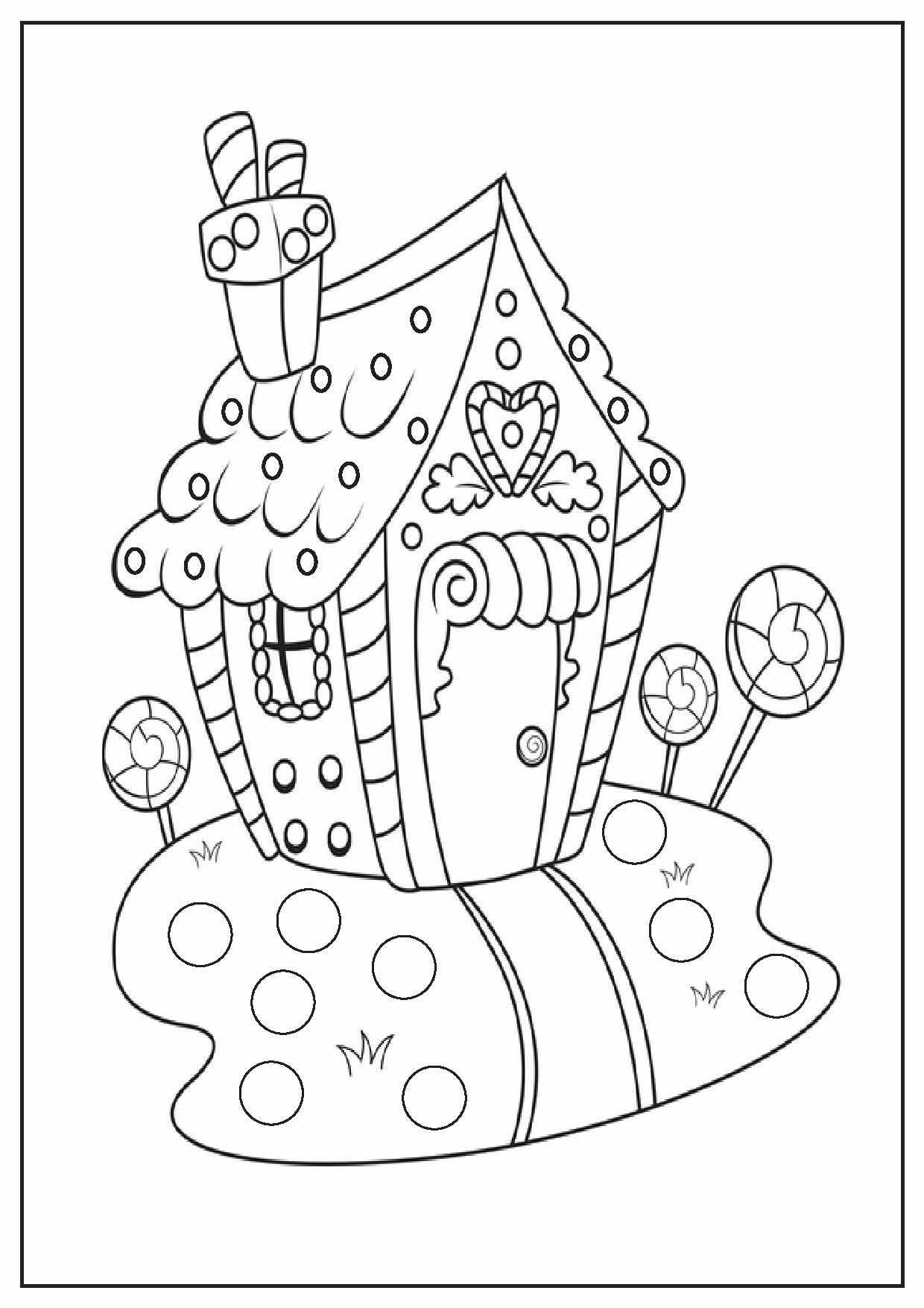 Printable Winter Holiday Coloring Pages Color Bros and Free ...