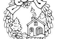 Printable Holiday Coloring Pages - Christmas Coloring Pages Printable Winter Free for Kids Art Gallery