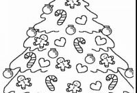Tree Coloring Pages - Christmas Tree Coloring Pages Printable Coloring Pages Fascinating to Print