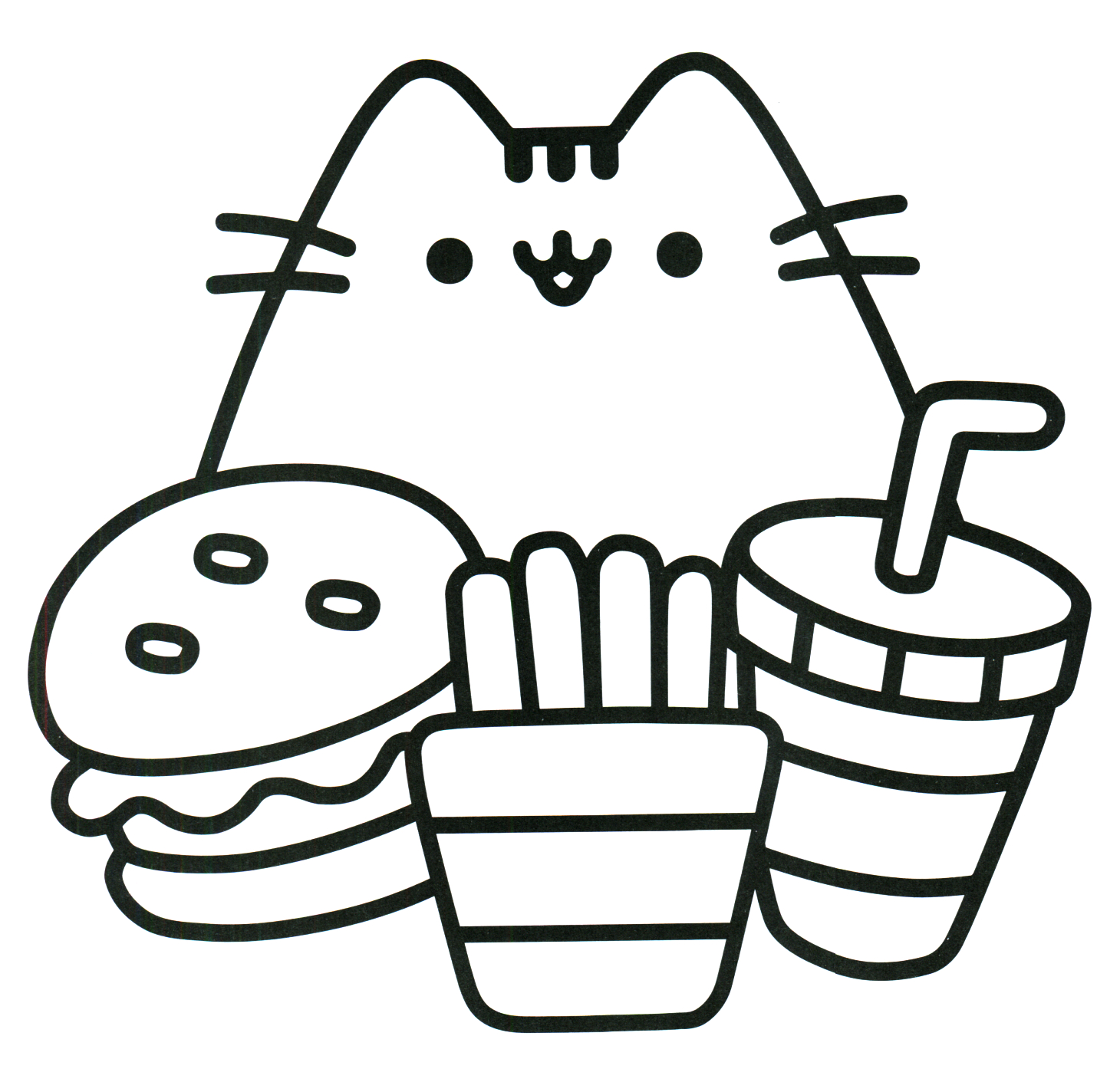 Cute Coloring Pages to Print Download 12a - Save it to your computer