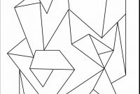 Abstract Coloring Pages Online - Coloring Book and Pages Classy Geometric Coloring Pages for Adults Collection