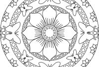Mandala Coloring Pages to Print - Coloring Mandala Design Coloring Pages Printable Free Coloring Books Gallery