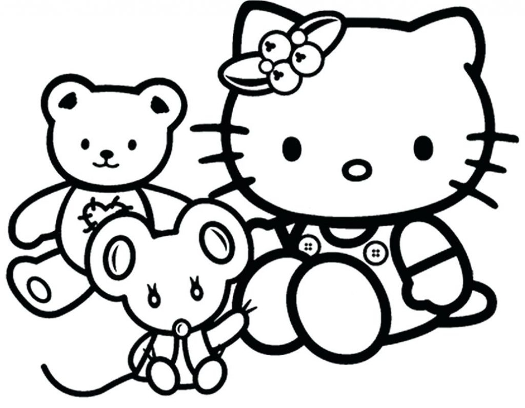 Coloring Page Free Printable Coloring Pages for Girls Hello Kitty to Print Of Proven Coloring Pages to Print Hello Kitty 2895 Unknown Printable