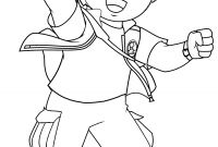 Nickalodeon Coloring Pages - Coloring Pages for Kids Printable Free Free Coloring Books Gallery