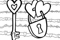 Valentines Printable Coloring Pages - Coloring Pages for Valentines Printable Gallery