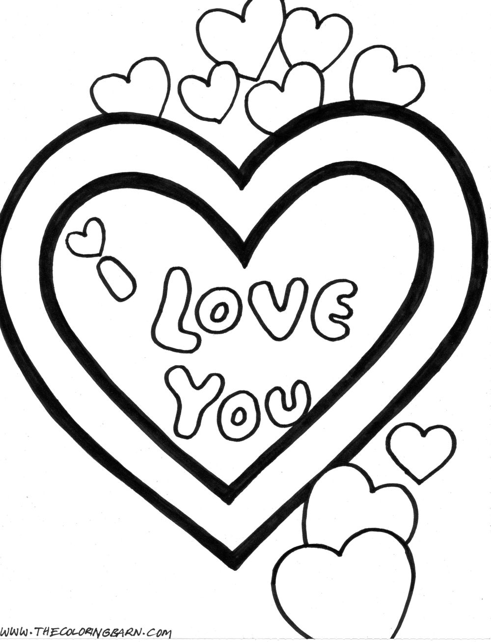 Coloring Pages for Valentines Printable Valentines Day Cards Teddy Collection Of I Love You Free Valentines S0189 Coloring Pages Printable Collection