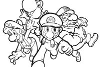 Mario Coloring Pages - Coloring Pages Mario Lenito Mario Coloring Pages Free Coloring Pages Gallery
