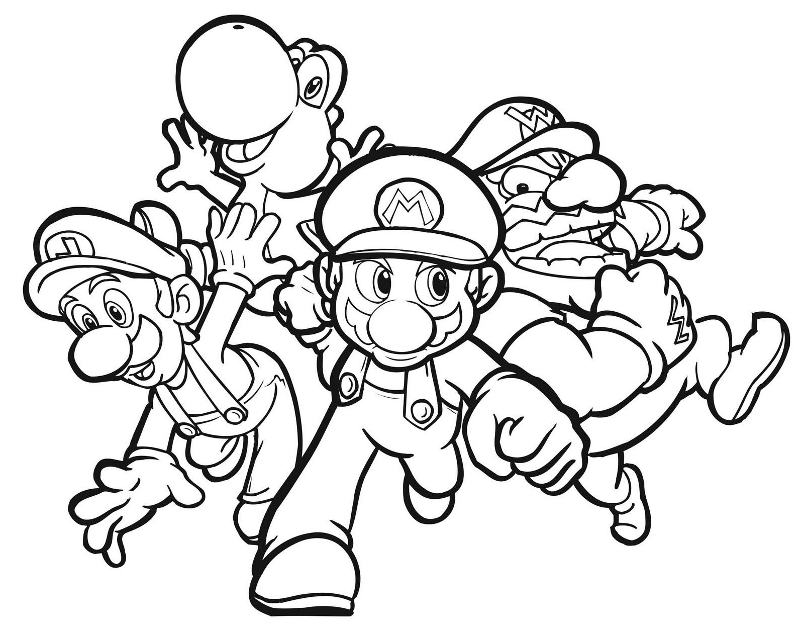 Coloring Pages Mario Lenito Mario Coloring Pages Free Coloring Pages Gallery Of Toad Mario Drawing at Getdrawings Gallery