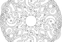 Mandala Coloring Pages to Print - Coloring Pages Pleasing Printable Mandala Coloring Pages for Adults Collection