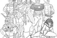 Printable Avengers Coloring Pages - Coloring Pages Printable Avengers Copy Avengers Coloring Pages Girls Collection