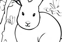 Coloring Pages Of A Rabbit - Coloring Pages Rabbit Coloring Pages Printable Animals New Peter Gallery