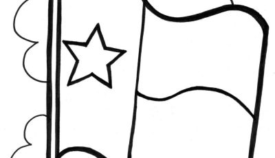 Texas Coloring Pages to Print - Coloring Pages Texas Flag 1440—1020 Download
