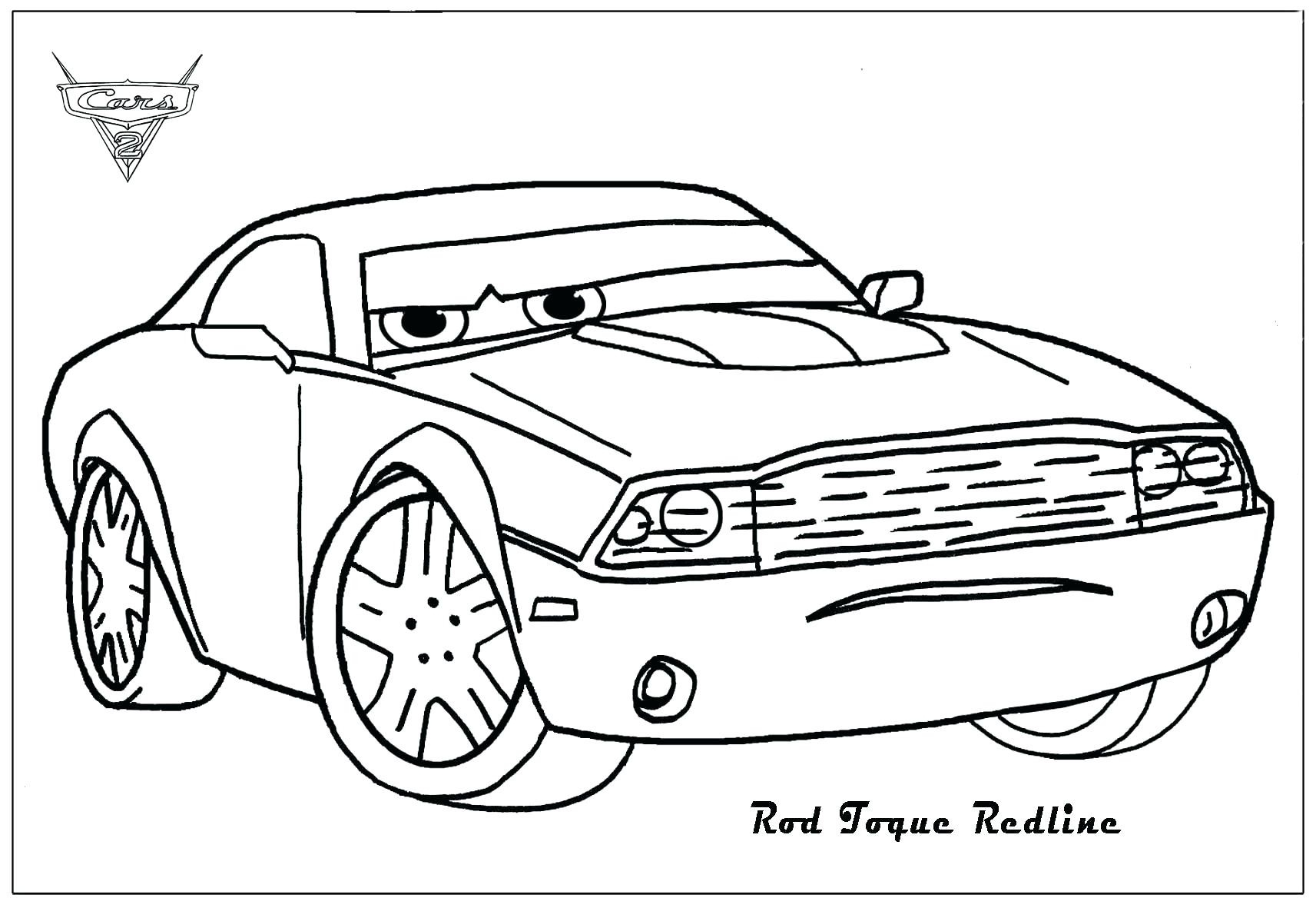 Coloring Pages the Cars Best Cars Movie Coloring Pages to Print Gallery Of Car Coloring Pages Disney Cars the Movie to Print Grig3 Download