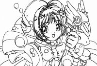 Printable Anime Coloring Pages - Coloring Printable Anime Coloring Pages Gallery