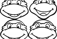 Teenage Ninja Turtle Coloring Pages - Confidential Teenage Mutant Ninja Turtles Coloring Pages to Print Gallery
