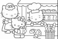 Hello Kitty Free Printable Coloring Pages - Cool Awesome Hello Kitty School Coloring Pages with Hello Kitty Gallery