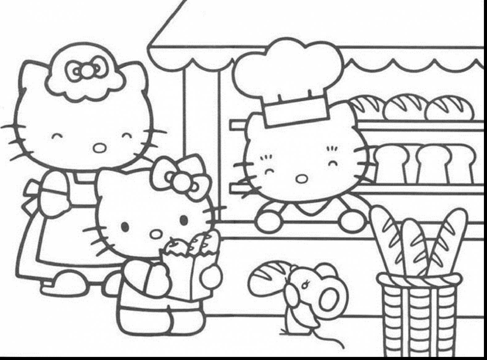 Cool Awesome Hello Kitty School Coloring Pages with Hello Kitty Gallery Of Proven Coloring Pages to Print Hello Kitty 2895 Unknown Printable
