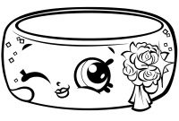 Print Shopkins Coloring Pages - Cool Shopkins Coloring Pages Coloring 3 Pinterest Free Coloring Book Gallery