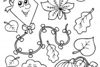 Autumn Coloring Pages Printable - Cool Weather Printable Fall toddler Coloring Pages tone Autumn Collection