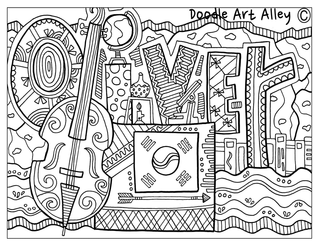 Custom Coloring Pages Doodle Art Alley Gallery Of Custom Coloring Pages Gallery