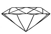 Diamond Coloring Pages - Diamond Coloring Page Minecart Pages Beautiful Printable Luxury Gallery