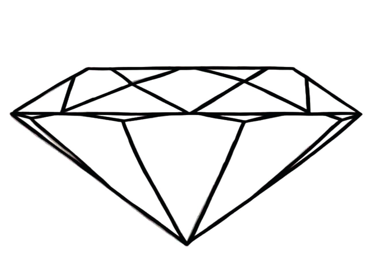 Diamond Coloring Page Minecart Pages Beautiful Printable Luxury ...