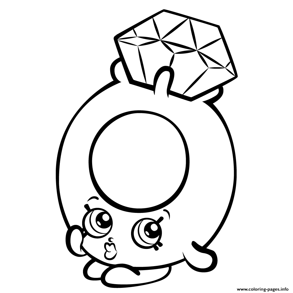 Diamond Coloring Pages Gallery 16a - To print for your project