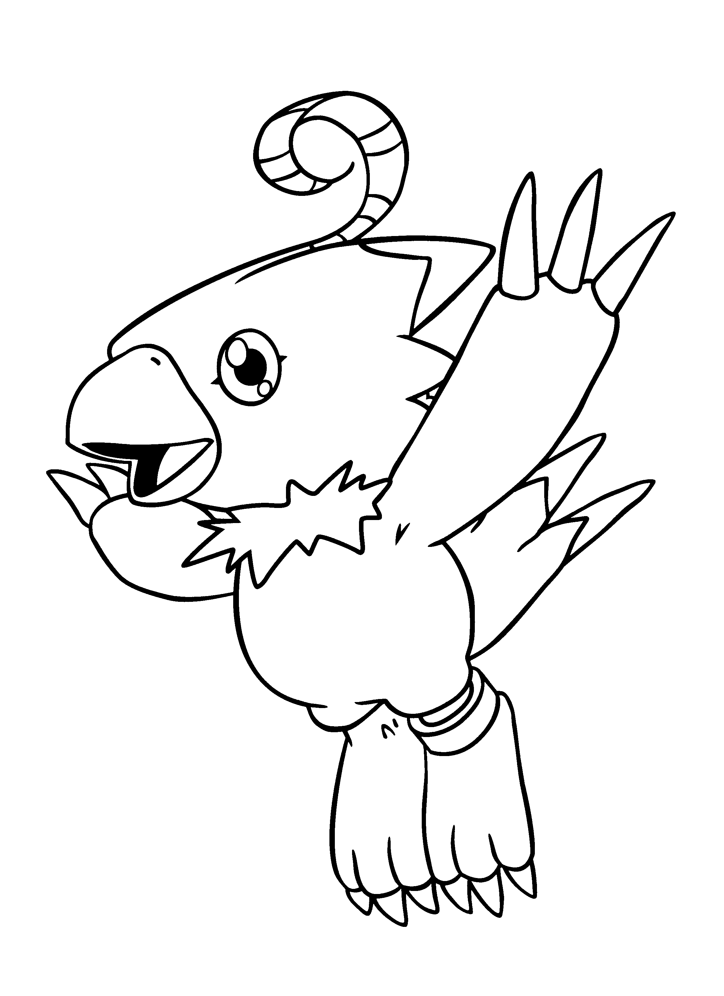 Digimon Coloring Pages Custom Digimon Coloring Pages Digimon Printable Of Custom Coloring Pages Gallery