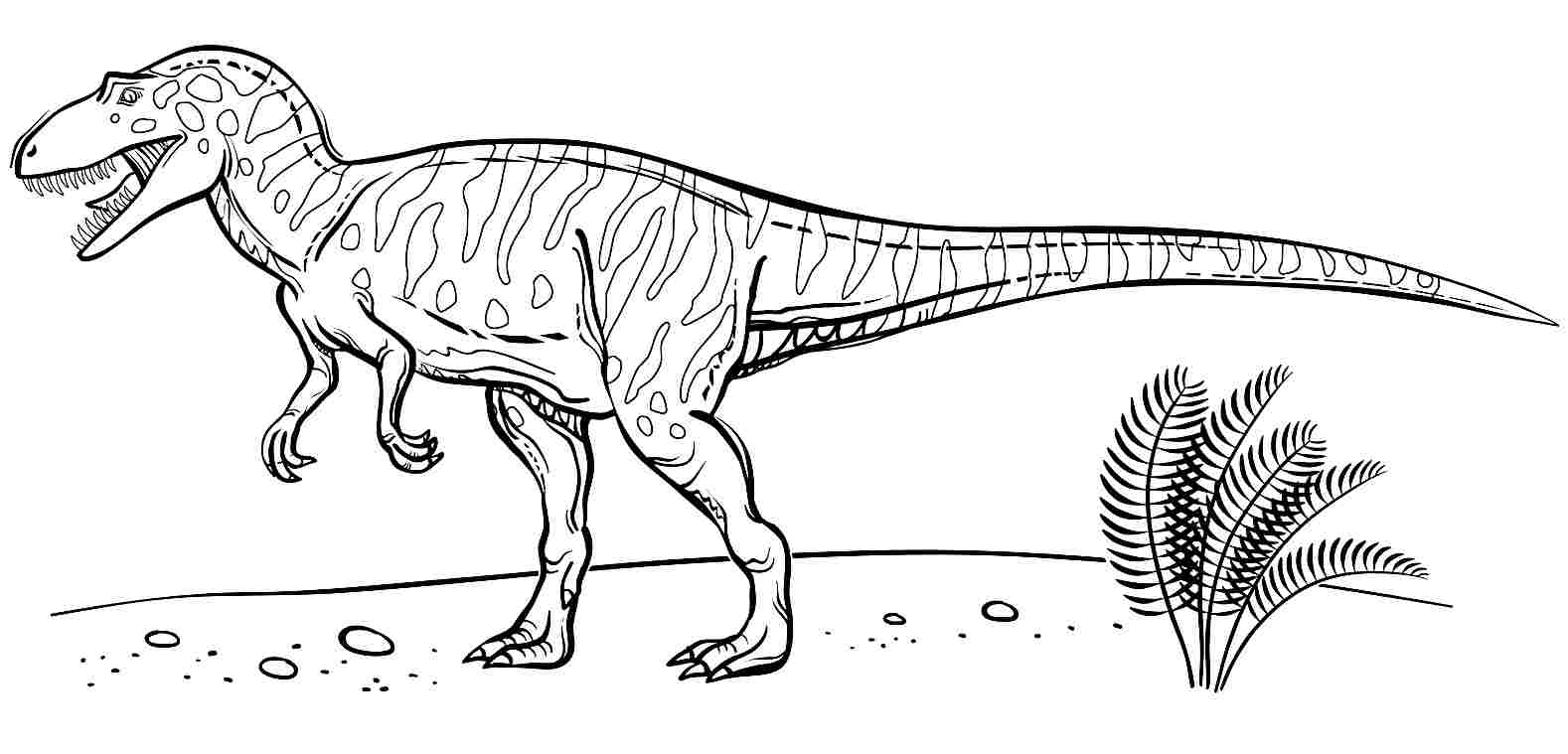 Dinosaurs Coloring Pages Collection | Free Coloring Sheets