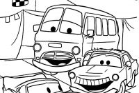 Coloring Pages Cars 2 - Disney Car Coloring Pages Cars Free Download